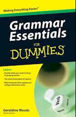 Grammar Essentials For Dummies