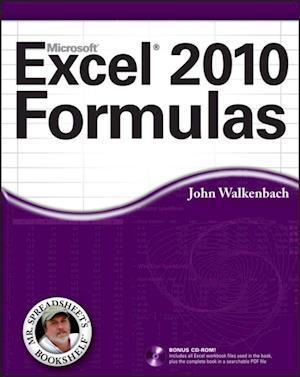 Excel 2010 Formulas af John Walkenbach