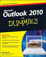 Outlook 2010 For Dummies