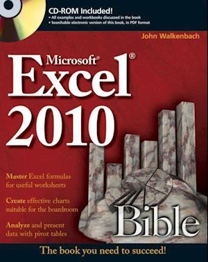 Excel 2010 Bible af John Walkenbach
