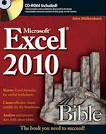 Excel 2010 Bible (Bible)