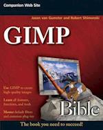 GIMP Bible (Bible)