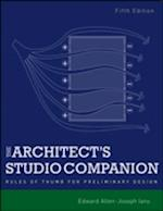 The Architect's Studio Companion af Edward Allen, Joseph Iano