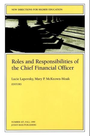 Roles and Responsibilities of the Chief Financial Officer