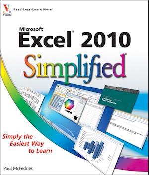 Excel 2010 Simplified af Paul Mcfedries
