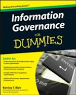 Information Governance For Dummies