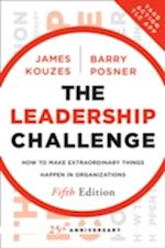 The Leadership Challenge af James M Kouzes