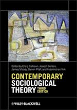 Contemporary Sociological Theory af James Moody, Steven Pfaff, Craig Calhoun