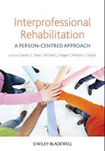 Interprofessional Rehabilitation - a              Person-centered Approach