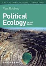 Political Ecology (Critical Introductions to Geography)