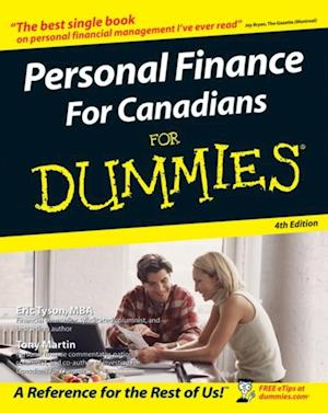 Personal Finance For Canadians For Dummies af Eric Tyson