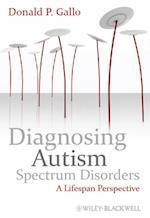 Diagnosing Autism Spectrum Disorders