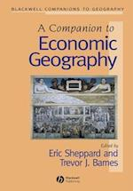 Companion to Economic Geography (Wiley-blackwell Companions to Geography)
