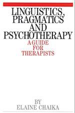 Linguistics, Pragmatics and Psychotherapy