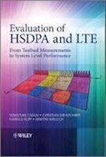 Evaluation of HSDPA and LTE