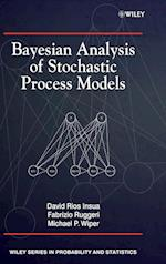 Bayesian Analysis of Stochastic Process Models (Wiley Series in Probability and Statistics)