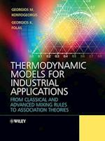 Thermodynamic Models for Industrial Applications