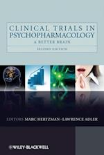 Clinical Trials in Psychopharmacology