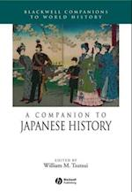 Companion to Japanese History (Blackwell Companions to World History)