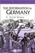 Reformation in Germany af C Scott Dixon