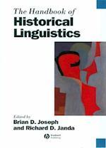 Handbook of Historical Linguistics (Blackwell Handbooks in Linguistics)