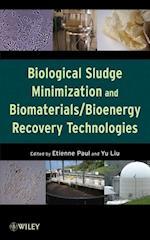 Biological Sludge Minimization and Biomaterials