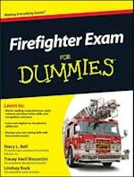 Firefighter Exam for Dummies (For dummies)