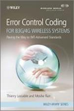 Error Control Coding for B3G/4G Wireless Systems (Wiley-WWRF Series)