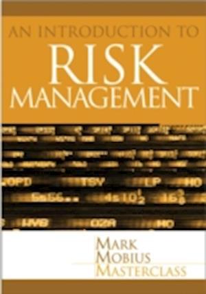 Bog, hardback Risk Management af Mark Mobius