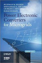 Power Electronic Converters for Microgrids