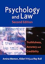 Psychology and Law (Wiley Series in Psychology of Crime, Policing And Law)
