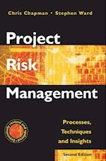 Project Risk Management - Processes, Techniques and Insights 2E af Stephen Ward, Chris Chapman