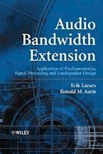 Audio Bandwidth Extension