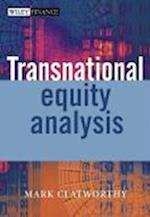 Transnational Equity Analysis (Wiley Finance)