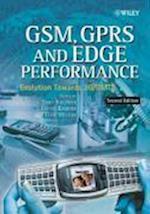 GSM, GPRS, and Edge Performance af Juan Melero, Javier Romero, Timo Halonen