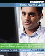 Exam 70-622 (Microsoft Official Academic Course, nr. 775)