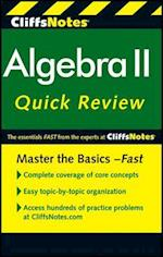 CliffsNotes Algebra II QuickReview (Cliffsnotes)