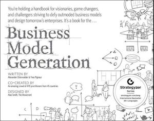 Splinternye Få Business Model Generation af Alan Smith som Paperback bog på QW-71
