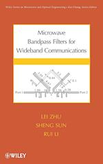 Microwave Bandpass Filters for Wideband Communications (Wiley Series in Microwave and Optical Engineering)