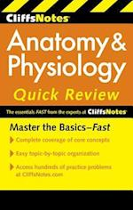 CliffsNotes Anatomy & Physiology Quick Review (CliffsNotes Quick Review)