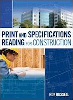 Print and Specifications Reading for Construction