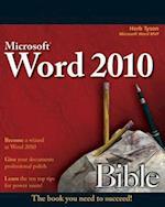 Word 2010 Bible (Bible)