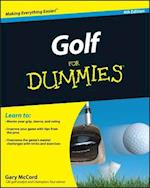 Golf for Dummies (GOLF FOR DUMMIES)