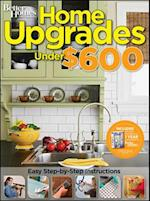 Home Upgrades Under $600 (Better Homes and Gardens Decorating)