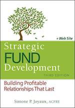 Strategic Fund Development, Third Edition + Web Site