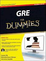 GRE for Dummies af Joe Kraynak, Ron Woldoff