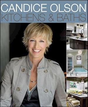 Bog, paperback Candice Olson Kitchens & Baths af Candice Olson