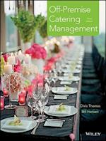 Off-premise Catering Management, Third Edition af Chris Thomas