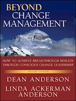 Beyond Change Management af Dean Anderson