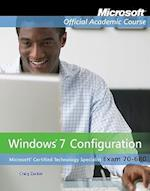 Exam 70-680 (Microsoft Official Academic Course, nr. 809)